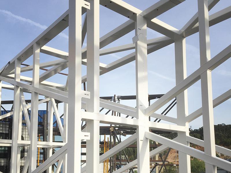 Criação de Estruturas Metálicas